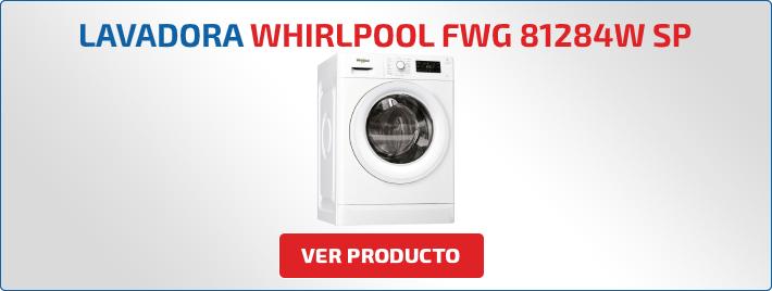 Lavadora Whirlpool FWG 81284W SP