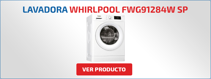 Lavadora Whirlpool FWG91284W SP