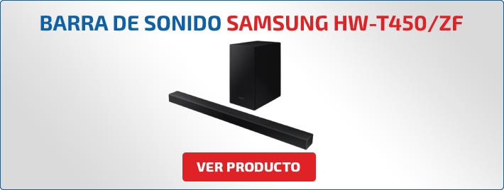 barra de sonido Samsung HW-T450_ZF