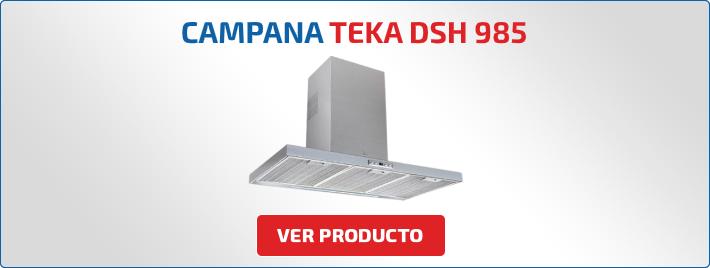 campana teka DSH 985