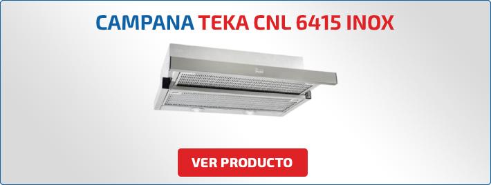 campana teka cNL 6415 INOX
