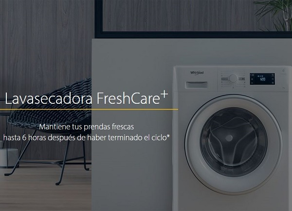 whirlpool fresh care