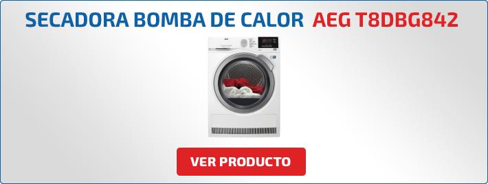 secadora bomba de calor AEG T8DBG842