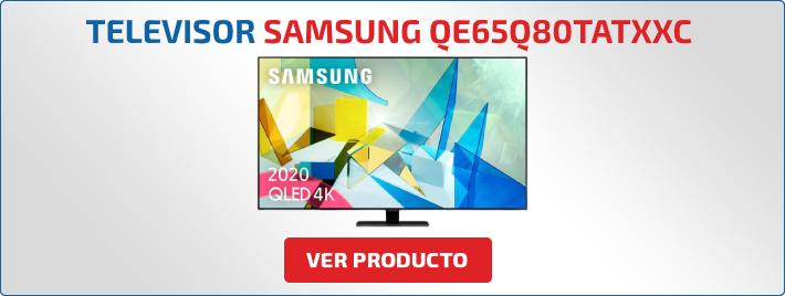 televisor Samsung QE65Q80TATXXC