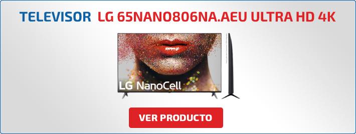 televisor LG 65NANO806NA.AEU Ultra HD 4K