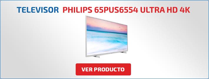 televisor Philips 65PUS6554 Ultra Hd 4K