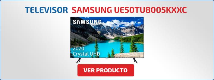 televisor Samsung UE50TU8005KXXC Ultra HD 4K
