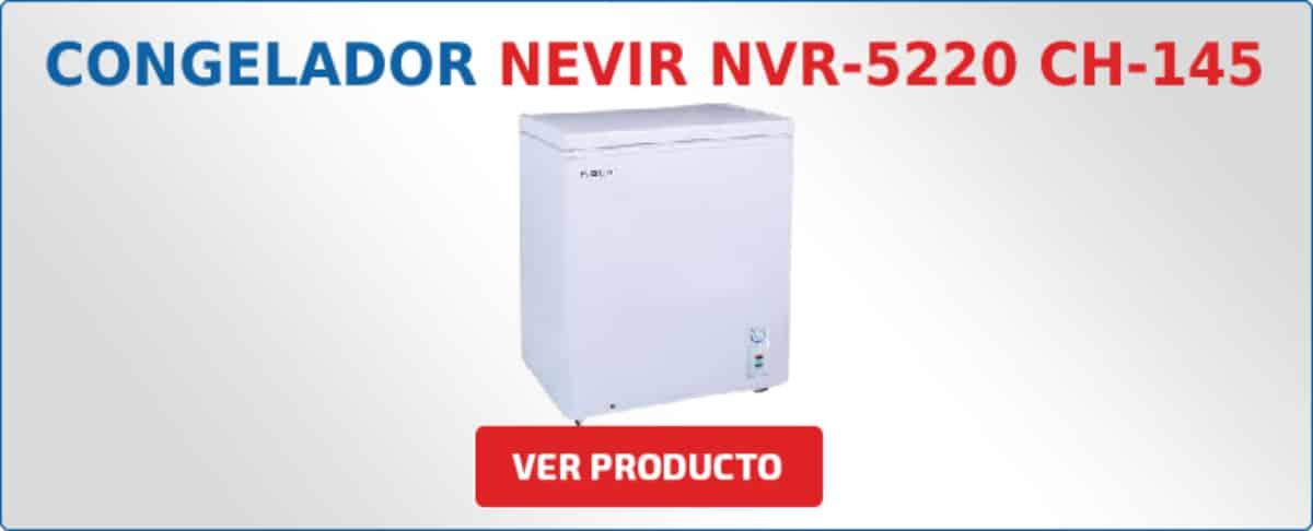 congelador horizontal Nevir NVR-5220 CH-145