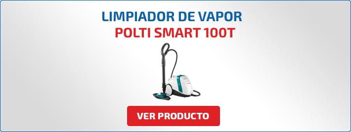 limpiador de vapor Polti SMART 100T