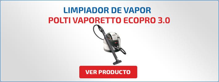 limpiador de vapor Polti Vaporetto EcoPro 3