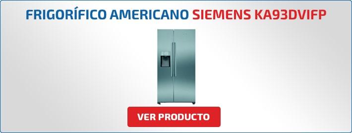 frigorífico americano Siemens KA93DVIFP