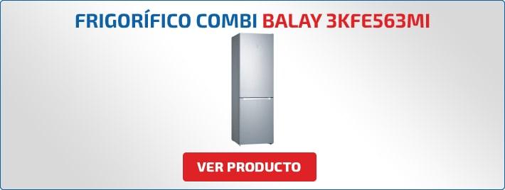 frigorífico combi Balay 3KFE563MI A++