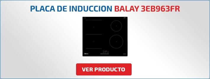 placa de induccion Balay 3EB963FR