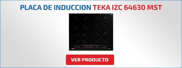 placa de induccion Teka IZC 64630 MST