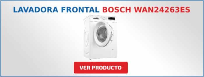 lavadora carga frontal bosch WAN2426ES