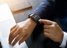 relojes inteligentes hombre