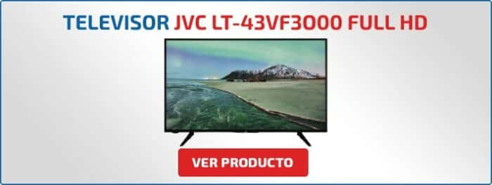 televisor JVC LT-43VF3O00 Full HD