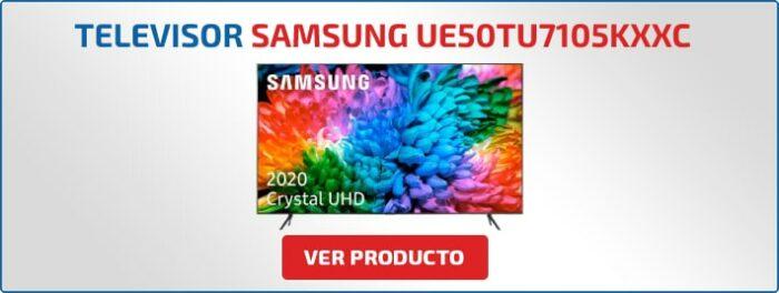 televisor Samsung UE50TU7105KXXC Ultra HD 4K