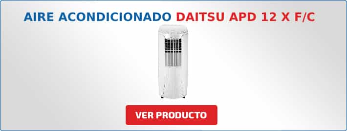 aire acondicionado Daitsu APD 12 X F/C