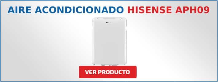 aire acondicionado portatil Hisense APH09