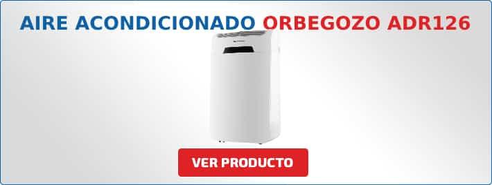 aire acondicionado portatil Orbegozo ADR126