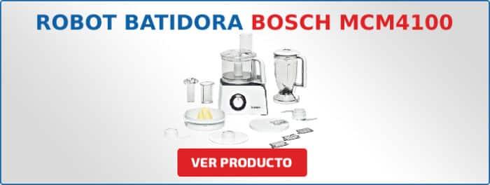 batidora amasadora Bosch MCM4100
