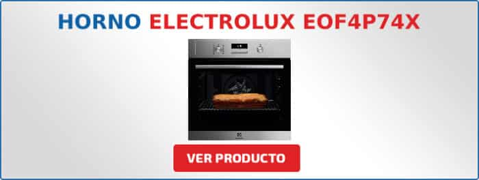 horno Electrolux EOF4P74X