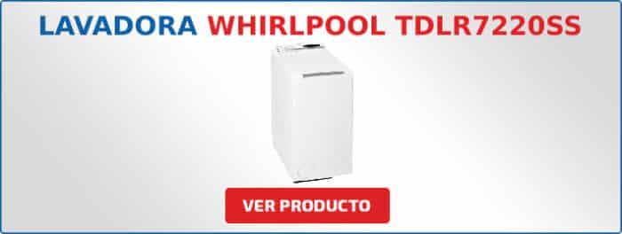 lavadora carga superior Whirlpool TDLR7220SS