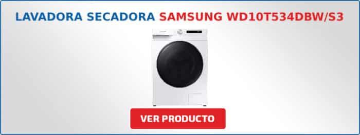lavadora secadora Samsung WD10T534DBW/S3