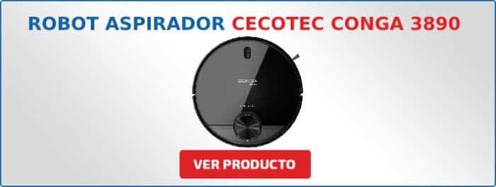 robot aspirador Cecotec CONGA 3890