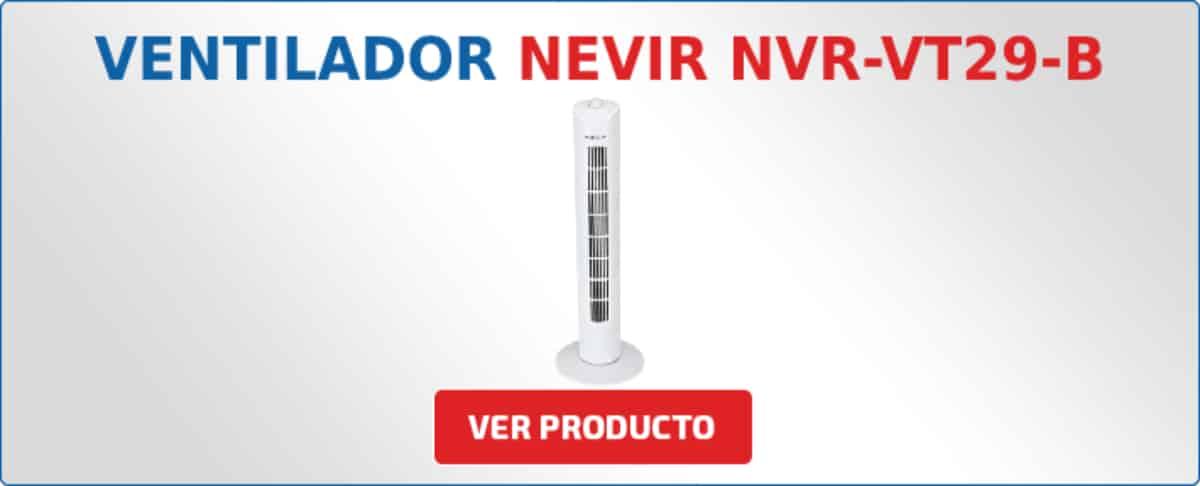 ventilador Nevir NVR-VT29-B