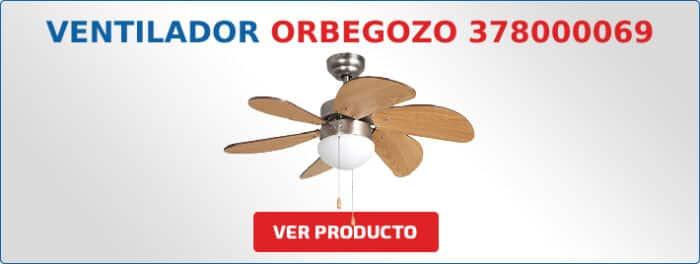 ventilador Orbegozo 378000069