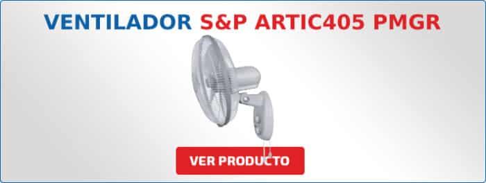 ventilador S&P ARTIC405 PMGR