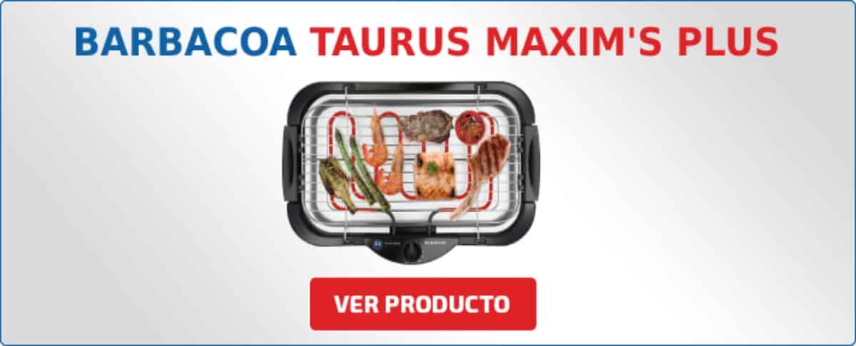 barbacoa Taurus Maxim's Plus