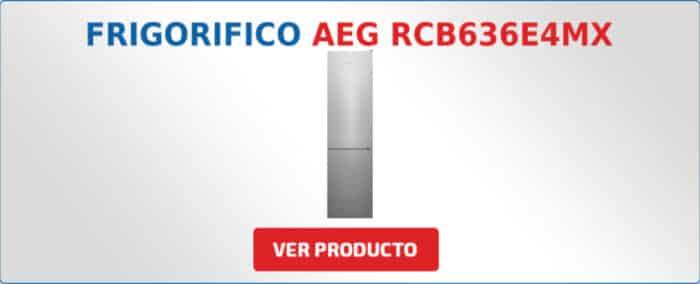 frigorifico AEG RCB636E4MX