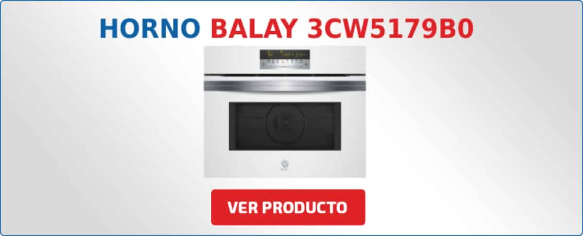 horno microondas Balay 3CW5179B0