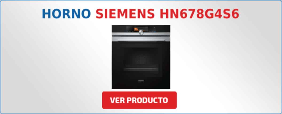 horno microondas Siemens HN678G4S6