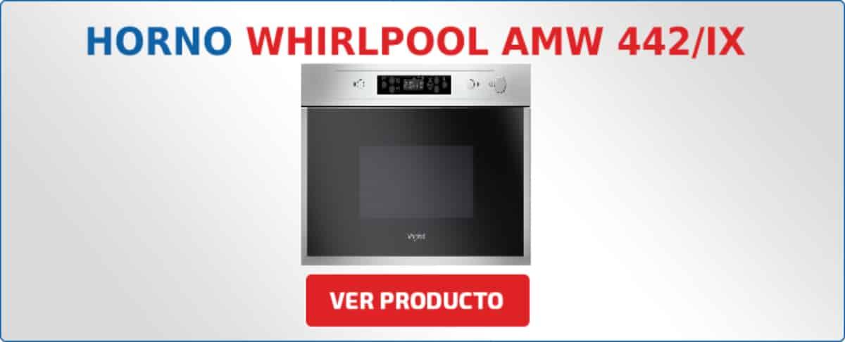 horno microondas Whirlpool AMW 442/IX