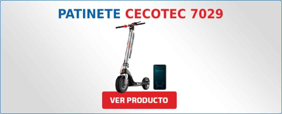 patinete Cecotec 7029