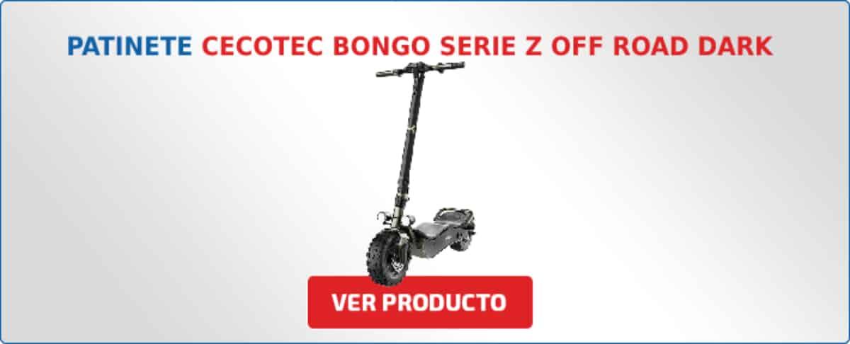 Cecotec Bongo Serie Z Off Road Dark