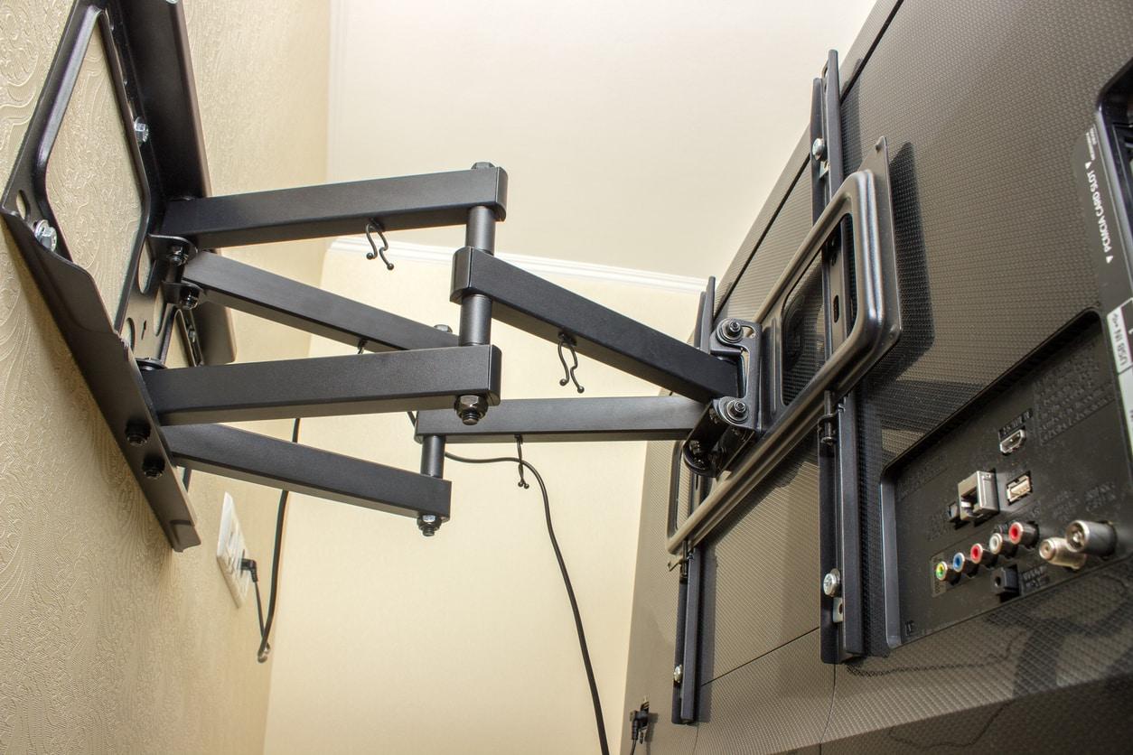 soporte giratorio televisor